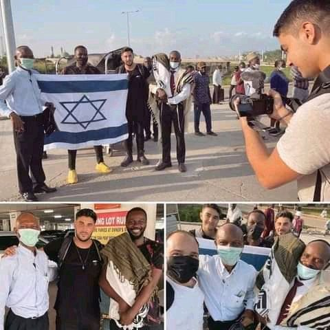 Just In: The Sefer Torah Allegedly brought to Igbo land from Israel as Biafrans Claims