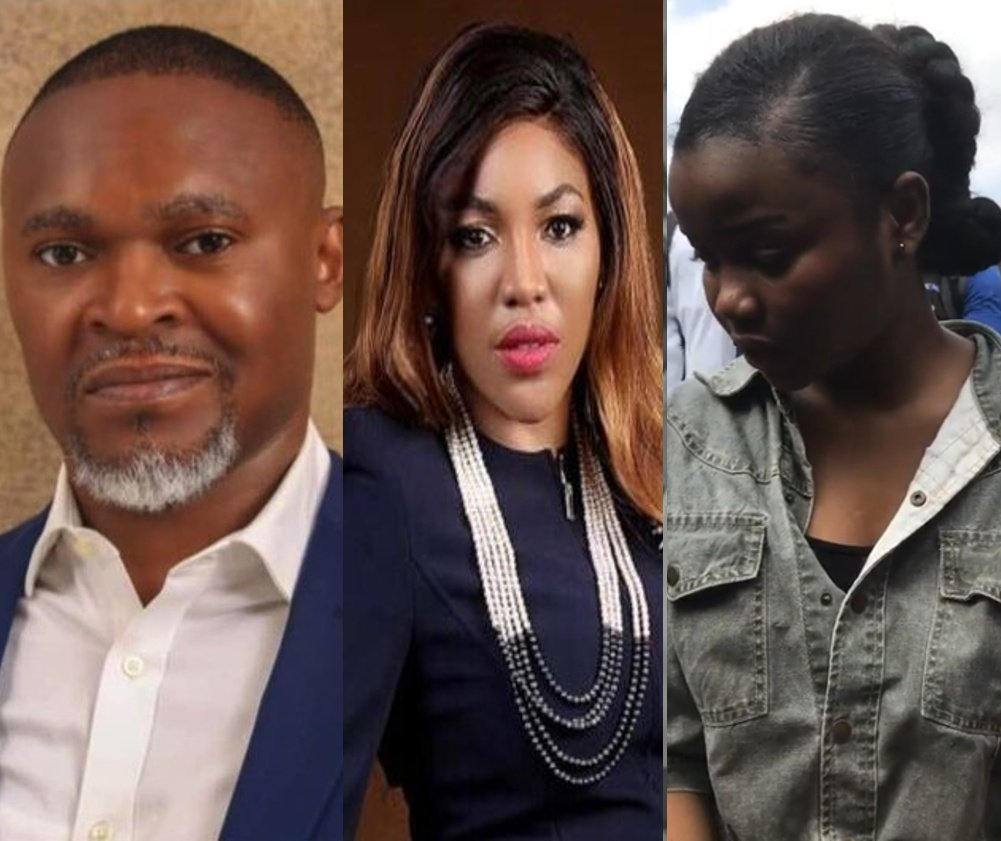 """UPDATE – I Did Not Kill The Super TV CEO; He Was Having Issues With His Wife""""- Chidinma Alleges"""