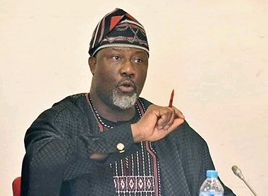 SEN. Dino Melaye Allegedly Kidnapped On His Way to Court to Face Trial In Lokoja