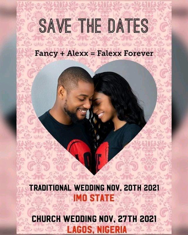 IT'S A LIE!!! Alexx Ekubo & Fiancee Reportedly SPLIT UP Three Months To Their Wedding