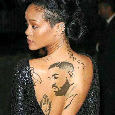 CELEB UPDATES: 3 Female Celebrities That Have Tattoos of Their Ex-Boyfriends on Their Body