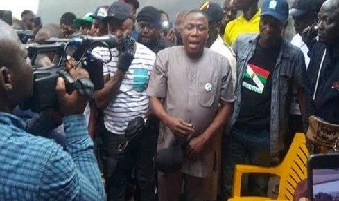 I Am not Affiad of Anybody Sunday Igboho Blow Hot on Nigerian Govt.