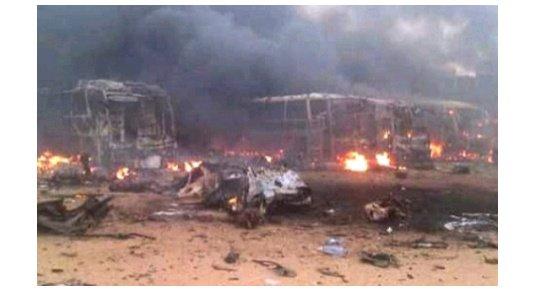 Bandits Take Over Military Base In Zamfara, Kills Soldiers and Policemen Despite Mobile Phone Shutdown