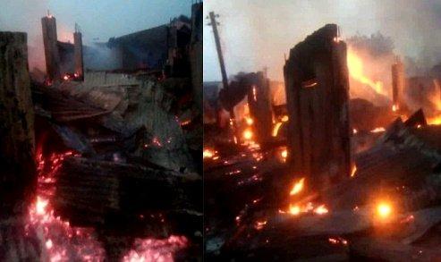 Tension in Zamfara As Bandits Attack Top Politician, Burn Down Zamfara Speaker's House
