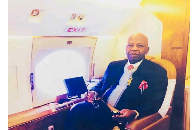 Meet The Richest Igbo Man In The World, Who Has Donated $13 Million For Humanitarian Services in Nigeria