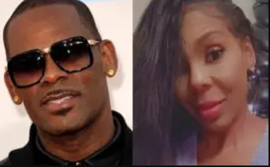 R Kelly's Wife,  Drea Breaks Silence for the First Time After His Conviction