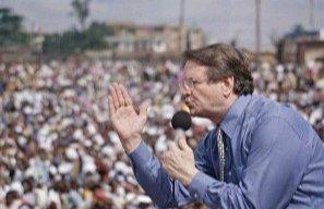 How Over 200 People Were Killed In Northern Due To The Visit Of Popular Evangelist Reinhard Bonkke