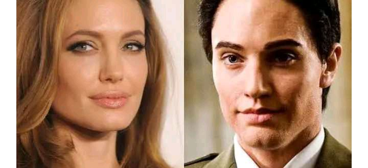 PHOTOS of Some Movie Stars That Acted Opposite Roles You Never Knew