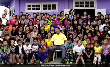TEARS!!! As Man with Word's Largest Family Dies Leaving Behind 38 Wives And 89 Children