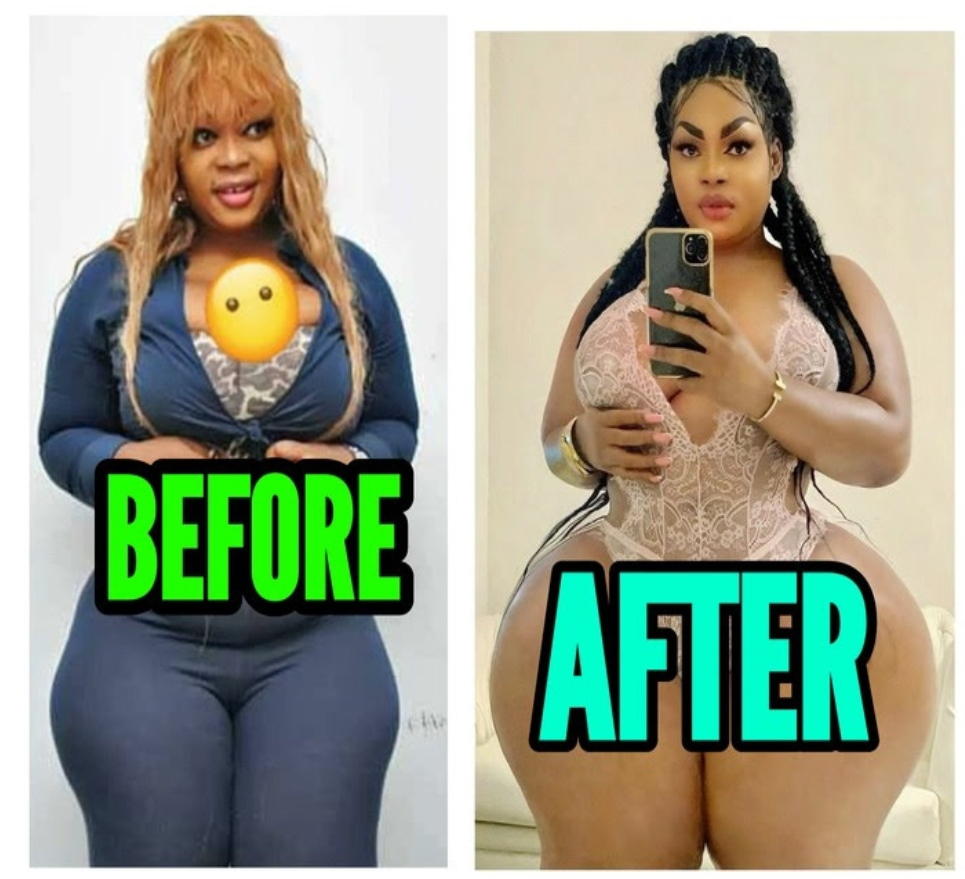 Fake or Real? See the Photos of Ivorian Bootilicious Singer Eudoxie Yao Before Alleged Surgery