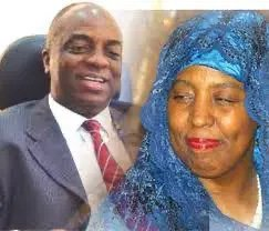 See the Woman Who Claimed to Have Given Spiritual Powers to Pastor Oyedepo and other Powerful Men of God